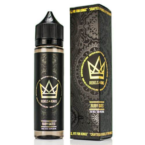 Rebels and Kings eJuice - Ruby Gates