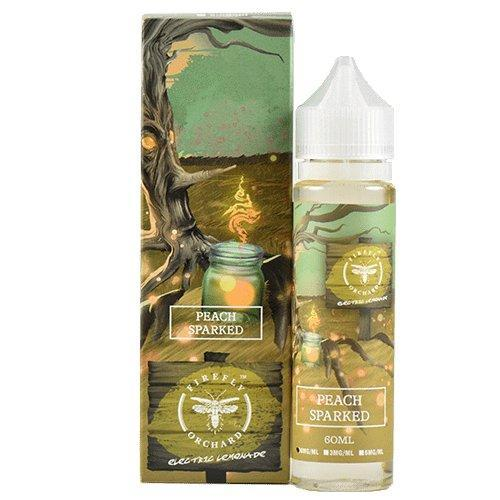 Firefly Orchard eJuice - Lemon Elixirs - Peach Sparked