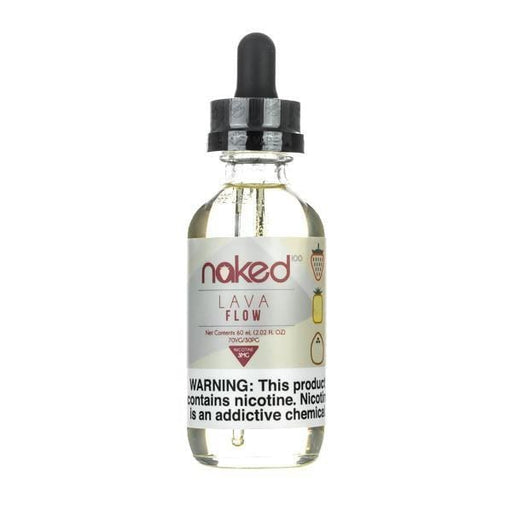 Lava Flow E-Liquid by Naked 100 60ML