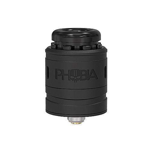 Phobia V2 RDA by Vandy Vape & VapersMD Matte Black