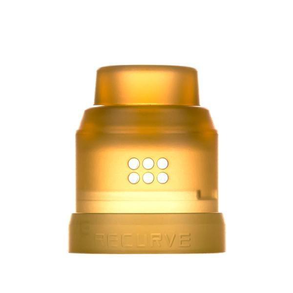 Recurve RDA 22MM Conversion Cap by Wotofo Ultem