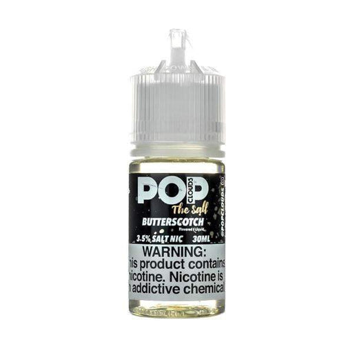 The Salt Butterscotch E-Liquid by Pop Clouds 30ML
