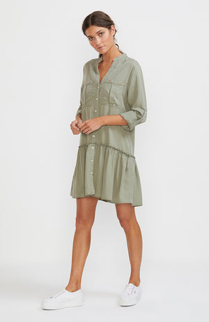 Retreat Shirtdress