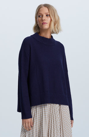 Mariner Seed Stitch Jumper