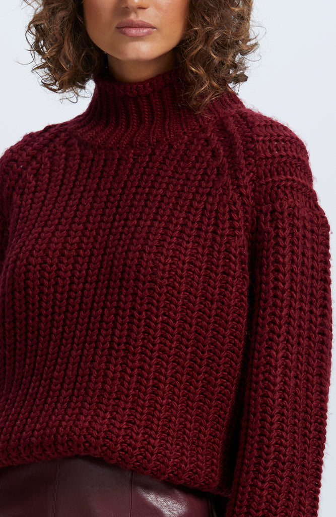 Veronica Chunky Jumper