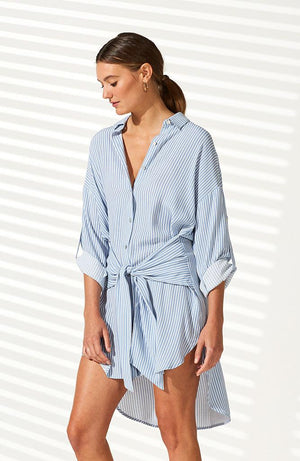 Hemingway Shirt Dress