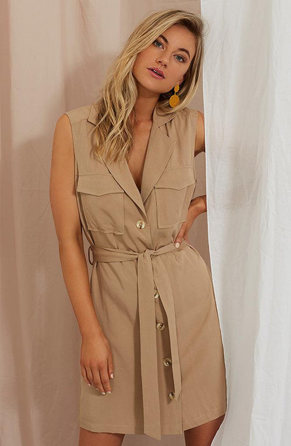 Safari Dress