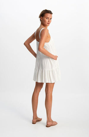 Chloe Tiered Mini Dress