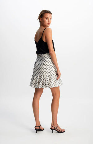 Nadia Flippy Mini Skirt