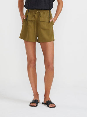 Belize Drawstring Shorts