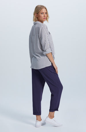 Borderline Oversize Shirt