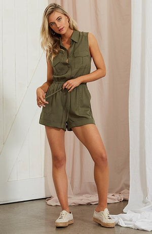 Explorer Playsuit