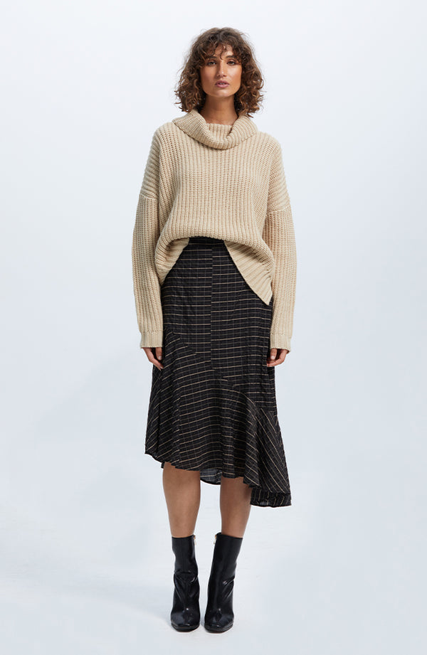 Chances Roll Neck Knit