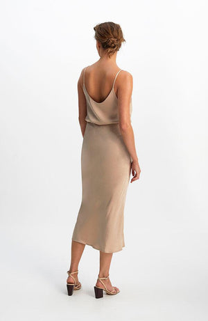 Sundown Slip Skirt