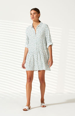 Whisper Shirt Dress