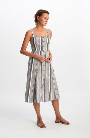 Atlantic Midi Sundress