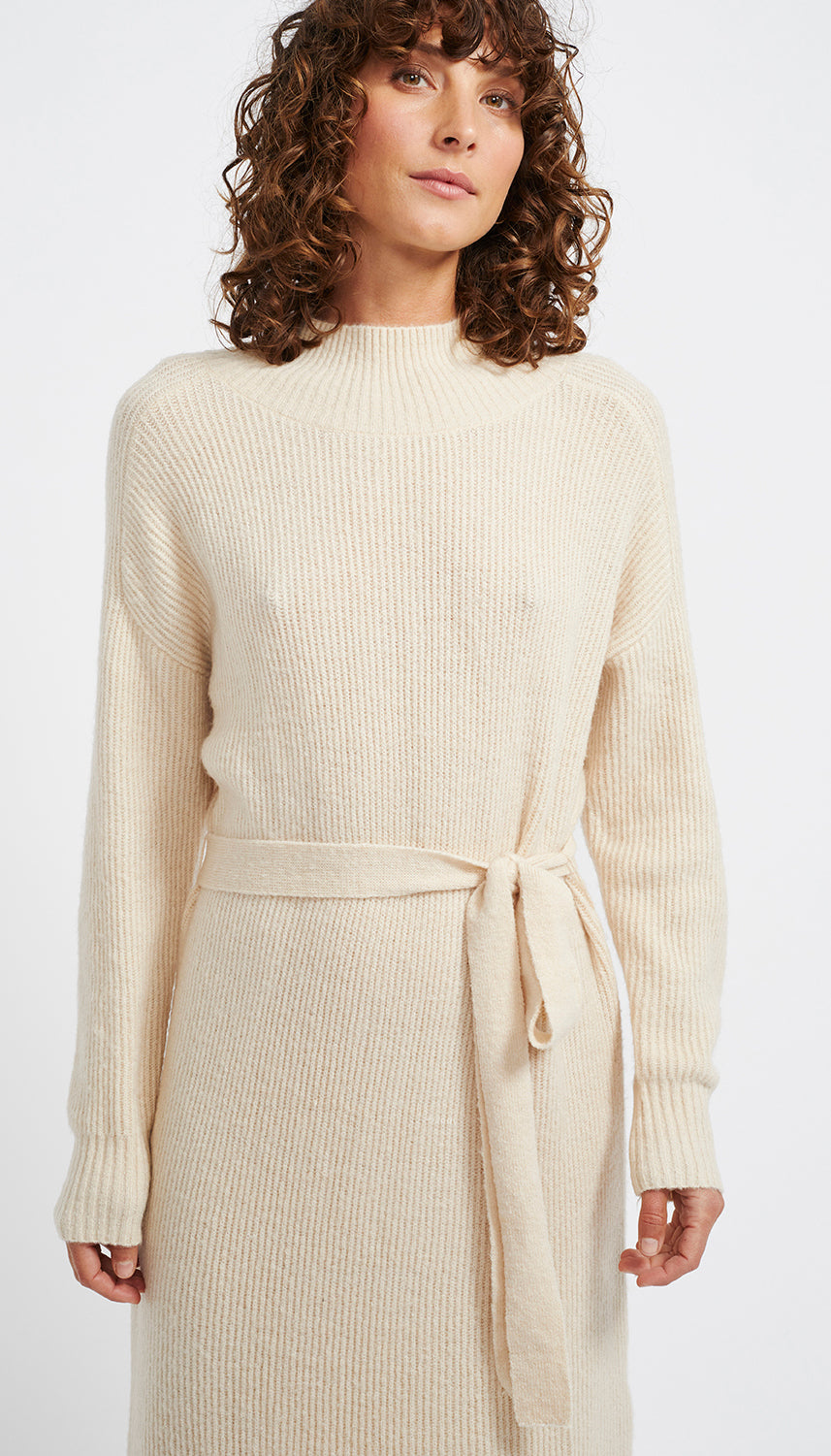 Storm Knitted Midi Dress