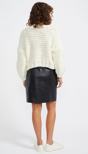 Anita Cable Knit Jumper