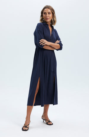 Muse Shirt Dress