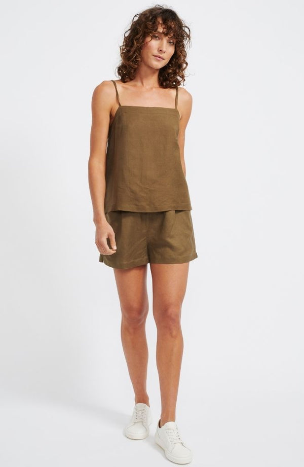 Marmont Shorts in Khaki