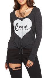 Just Two Girls...HEART LOVE Top