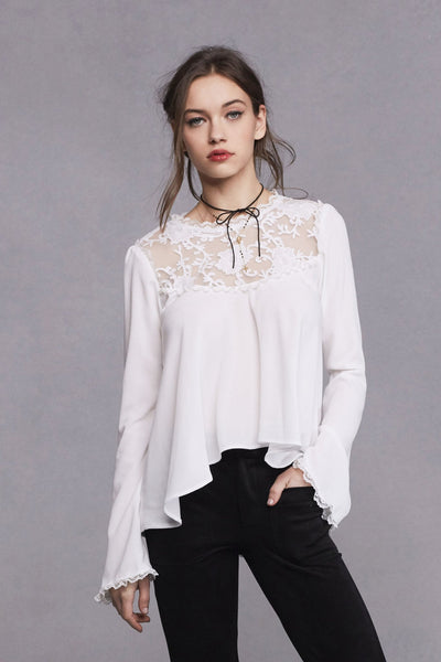ELLERY For Love and Lemons Blouse