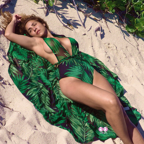 FOREST Two Piece Swim Set
