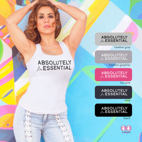 ESSENTIAL TANK-TOP