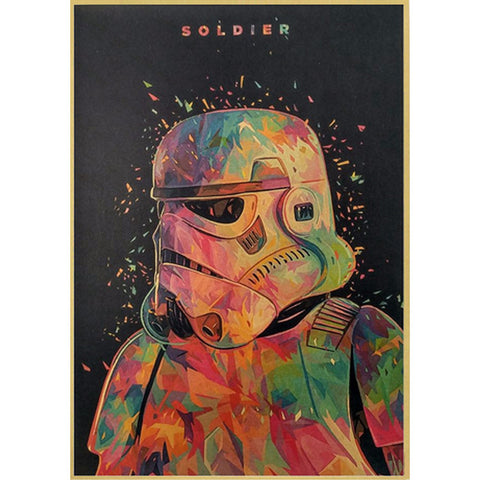 Classic Stormtrooper Poster