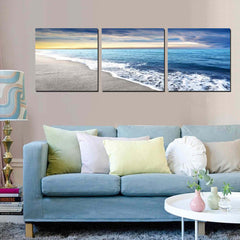 Fiery Sky 5 Piece Canvas