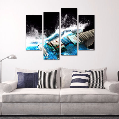 Starry Skies 4 Piece Canvas