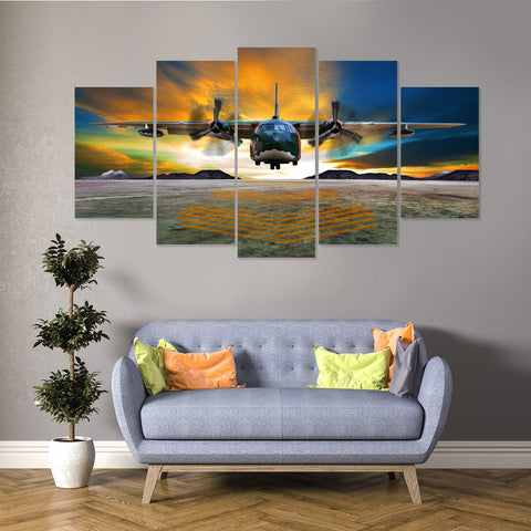 Emergency Care  5 Piece Canvas
