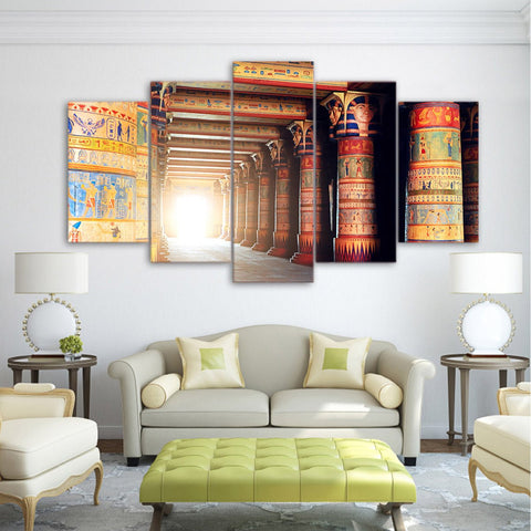 Ethereal Night 5 Piece Canvas