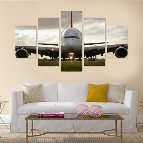 Candy Skies 5 Piece Canvas