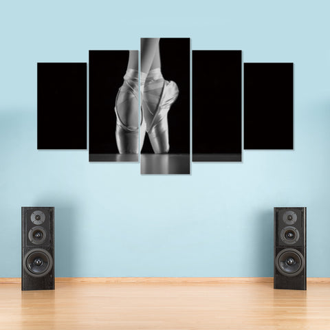 Car Attraction 5 Piece Canvas