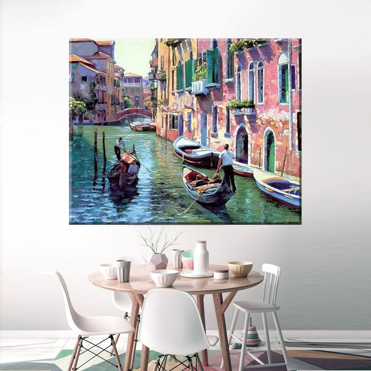 Grand Canal DIY Paint Kit