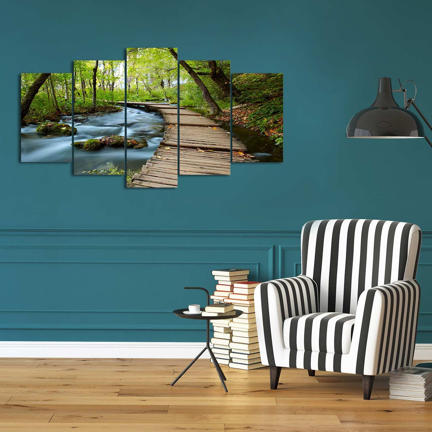 Forest River 5 Piece Canvas