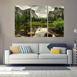 Forest Park 3 Piece Canvas