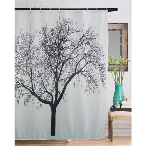 Autumn Tree Shower Curtain