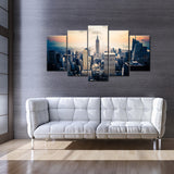 Empire 5 Piece Canvas