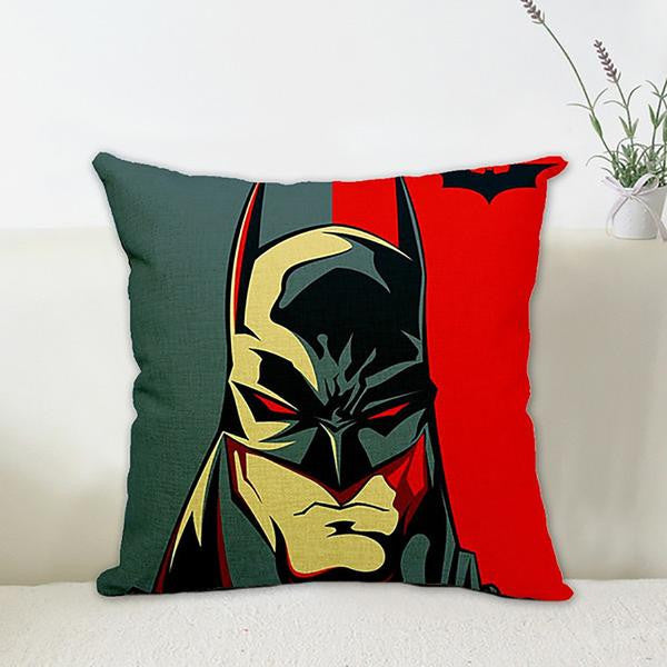 Superhero Pillow Cases