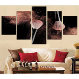 Makeup Explosion 5 Piece Canvas