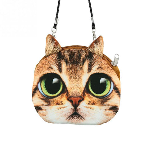 Cat Mini Bag