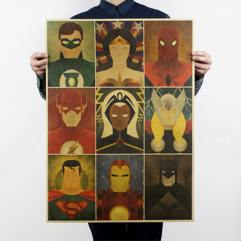 The Avengers Posters