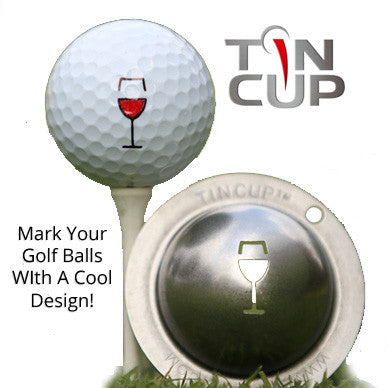 Tin Cup™ Ball Markers