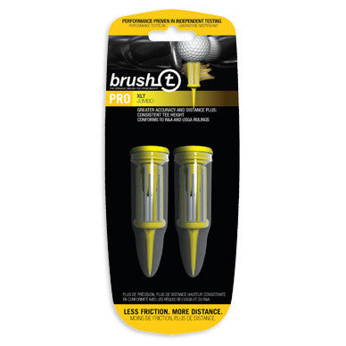 BrushT™ XLT Jumbo Golf Tees