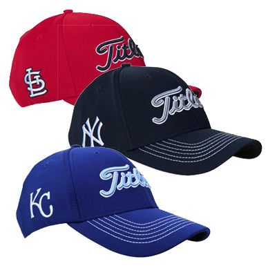 d90b503f157 Titleist® MLB Deluxe Adjustable Hats - Choose Your Favorite Team ...