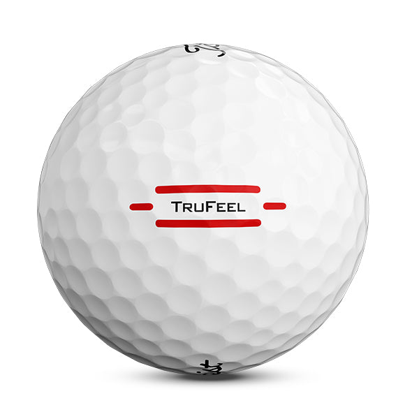 Titleist TruFeel - Custom Text Imprint