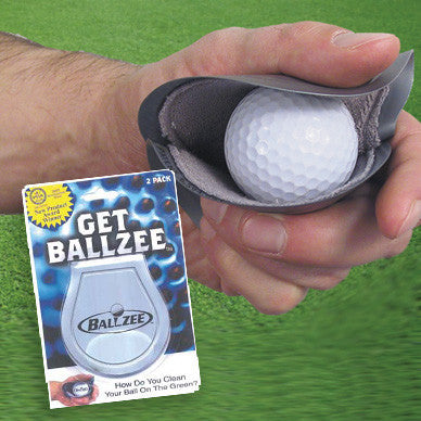 BallZee™ Ball Cleaner