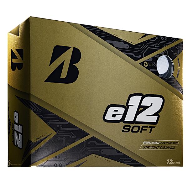 Bridgestone e12 Soft - Custom Logo Imprint